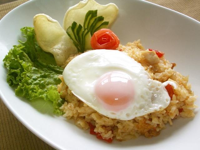 インドネシア料理-ナシゴレン