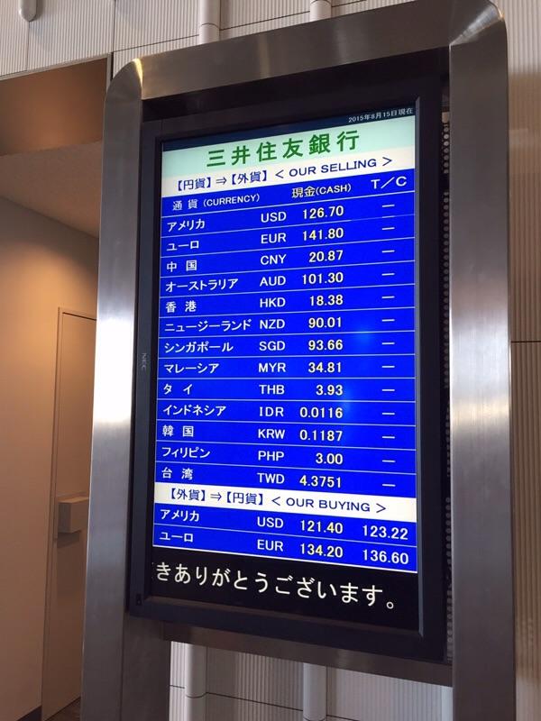 海外旅行の準備・両替-5