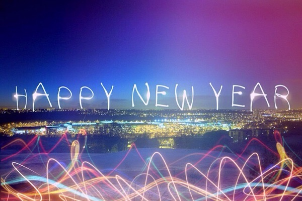 新年の挨拶としての「今年もよろしく」を表す英語. よろしくお願いします