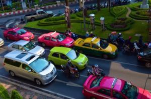 海外旅行タクシー