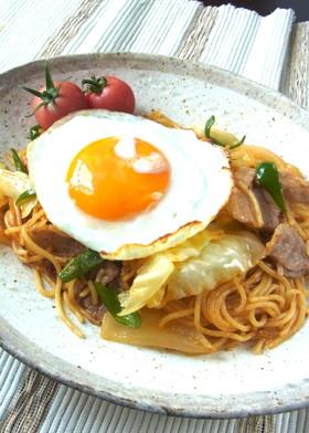 インドネシア料理-ミーゴレン